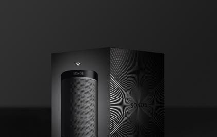 Sony索尼(新)电子产品包装设计欣赏