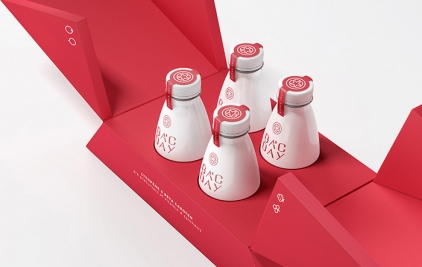 维生素饮料包装设计系列欣赏